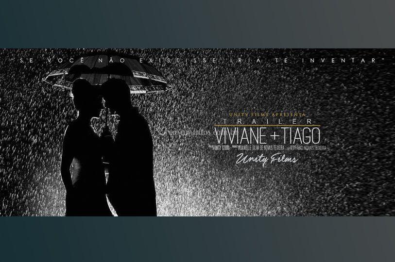 Viviane e Tiago