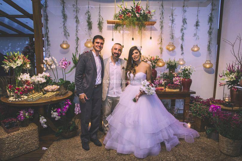 Casamento em Juquehy