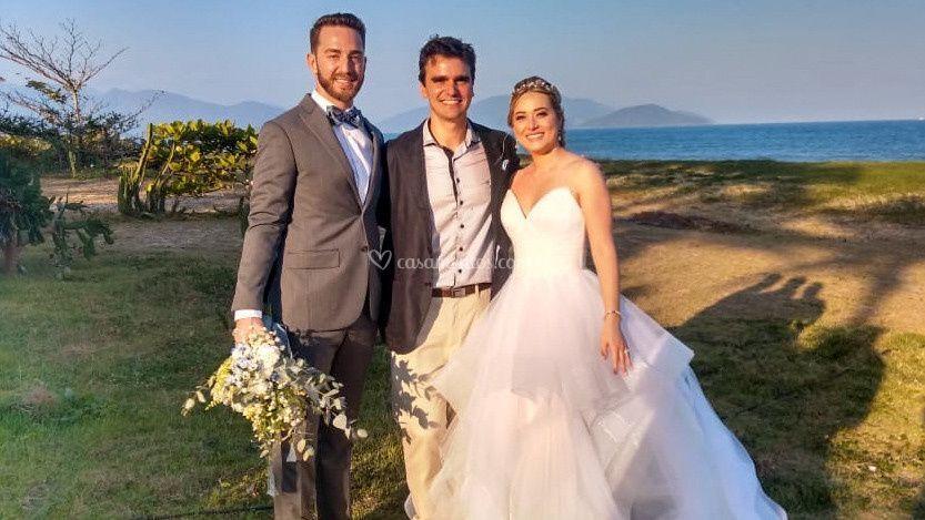 Casamento Bilíngue