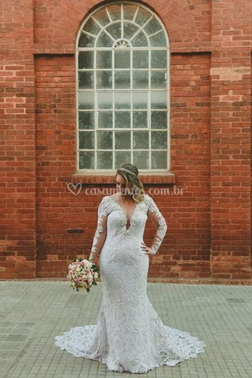 Noiva feito sob medida
