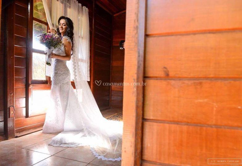 Chale dos noivos