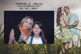 Porta Retrato Fotos instantâneas