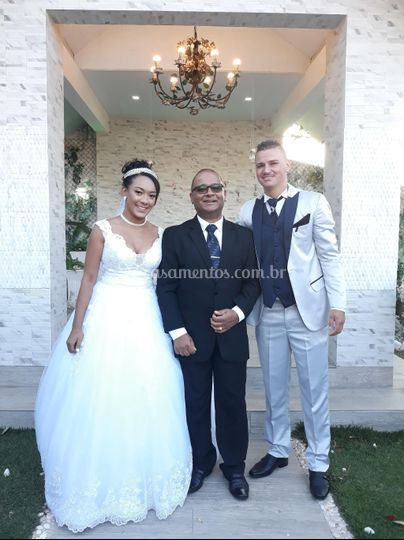 Casamento Nayara e Caio
