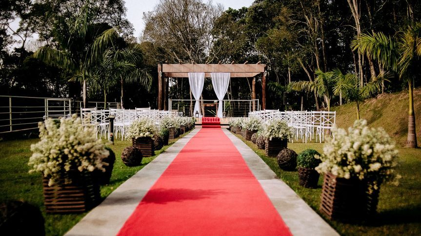 Espaço cerimonia externa
