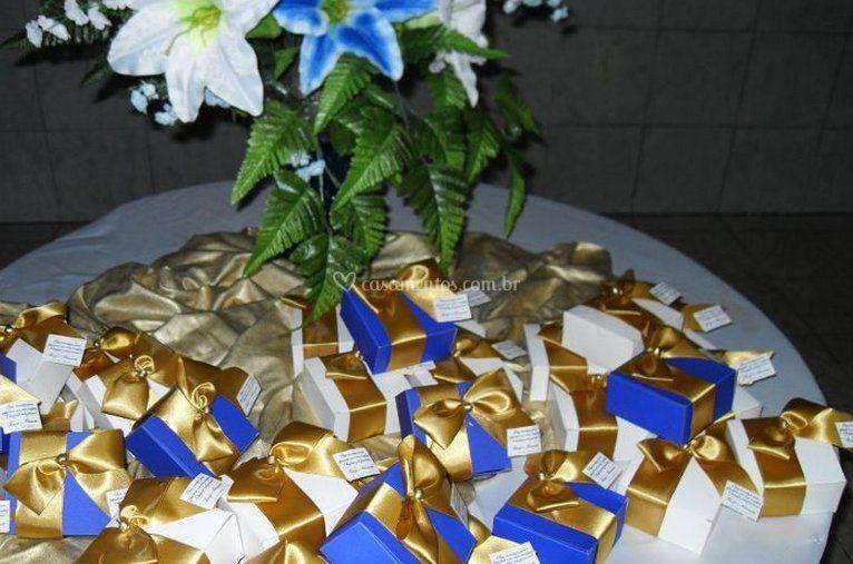 Lembranças para casamentos