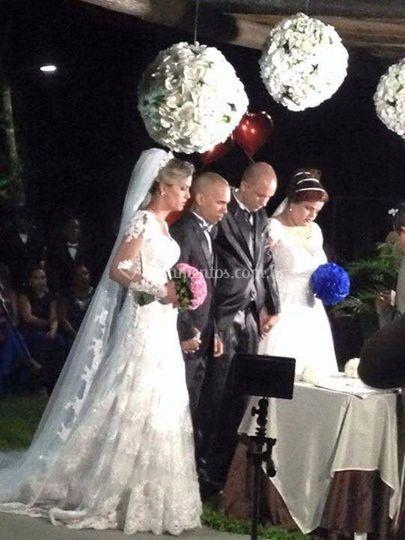 Casamento Duplo - Mogi