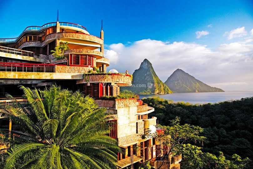 Jade Mountain (St. Lucia) VIP