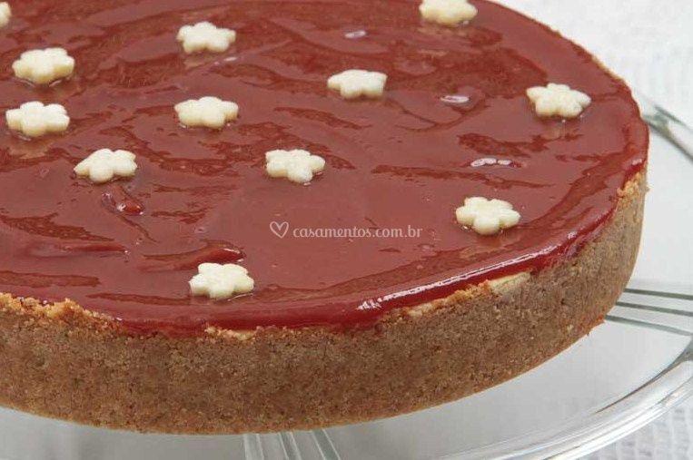Torta de Goiaba