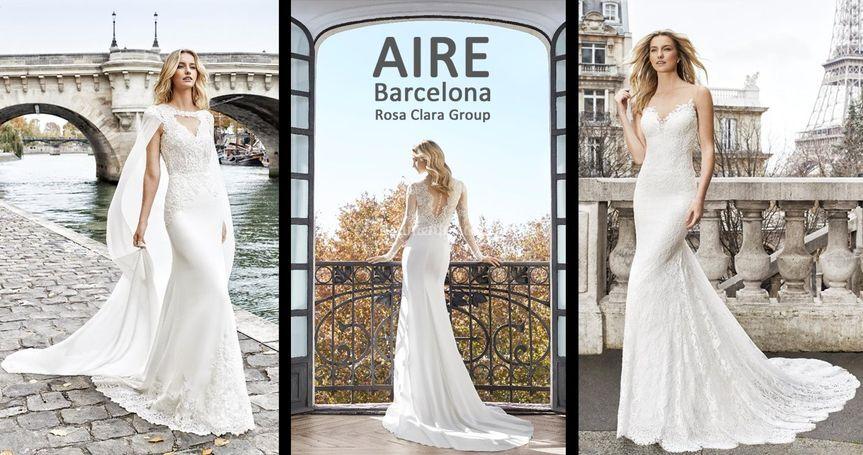 Aire Barcelona Coleção 2019