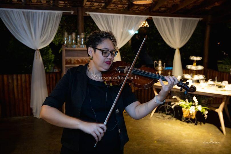 Walking Music Violino