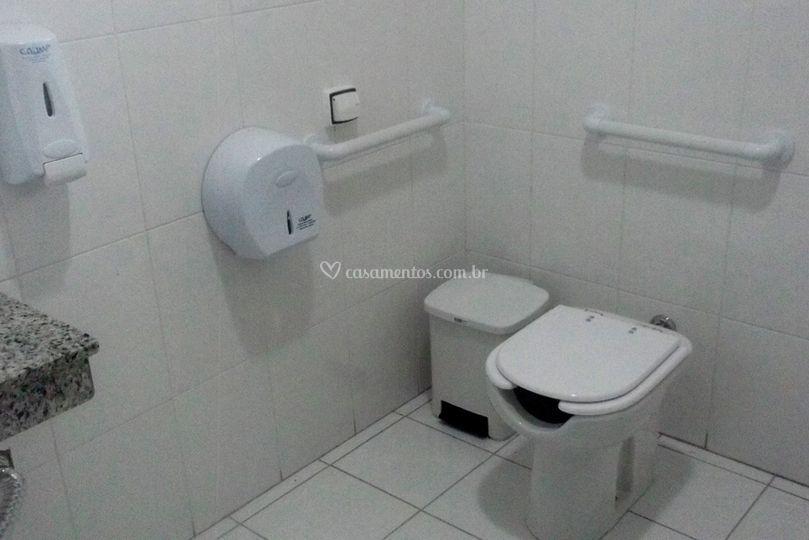 WC Portadores de Necessidades