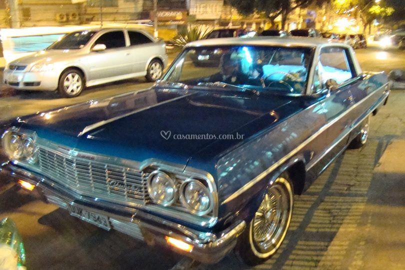 Impala com iluminação especial