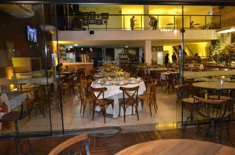 Restaurante Gastrô