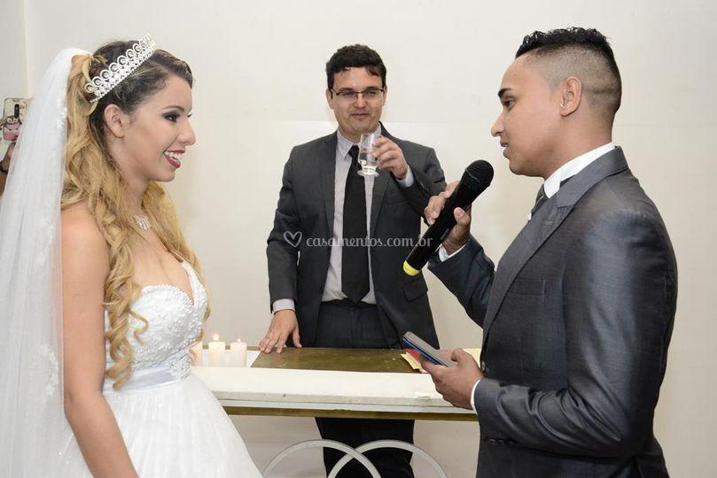 Casamento de Jorge e Delzimara