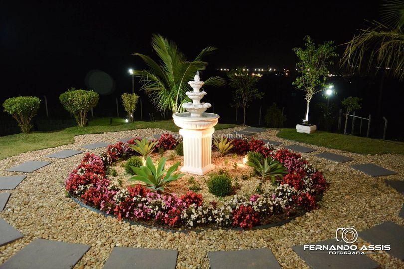 Jardim Casa Rocca