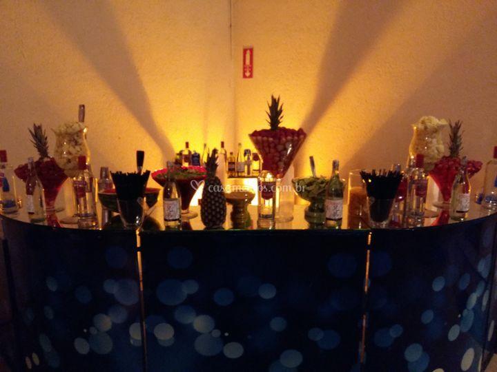 Bartender Cléo Ribeiro