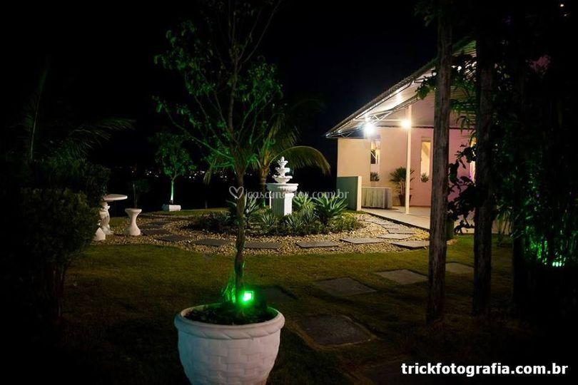 Jardim Casa Rocca Eventos