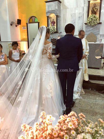 Casamento Dani e Marcos