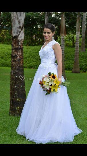 A Noiva Elegante