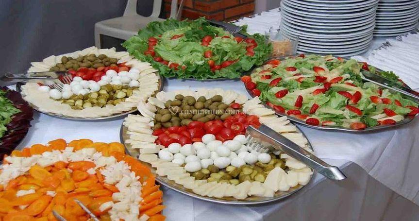 Diversidades de Saladas