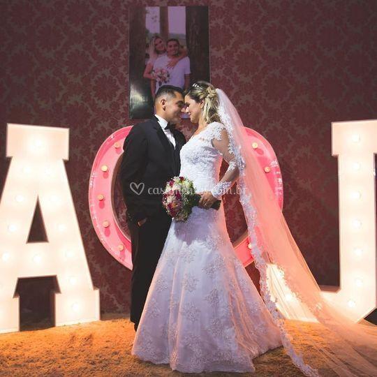 Casamento Alyne e Jairo