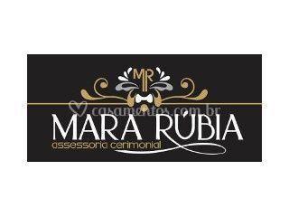 Mara Rubia Cerimonial logo