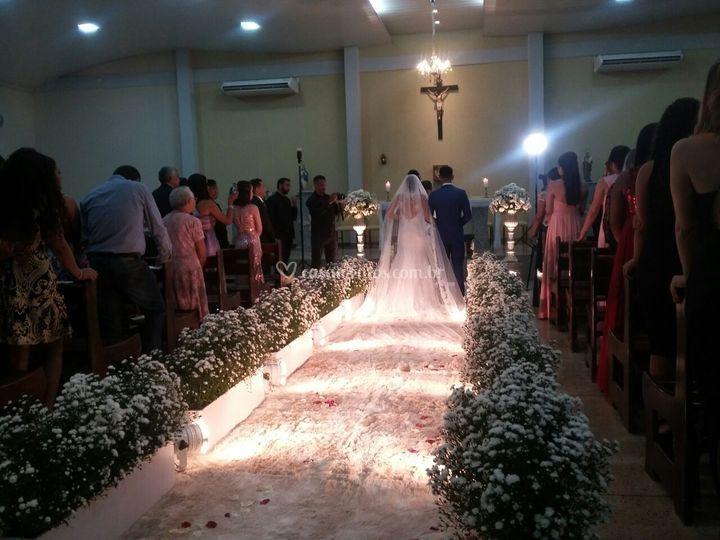 Casamento Bianca e Phablo