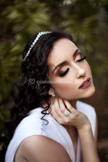 Maquiagem de noivas
