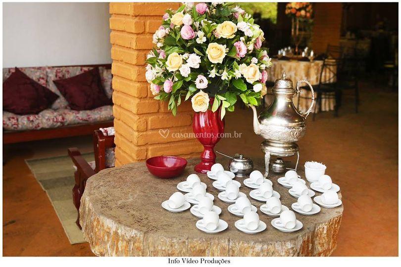 Mesa cafe