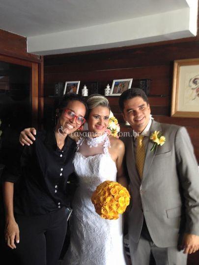 Nanda e Adriano