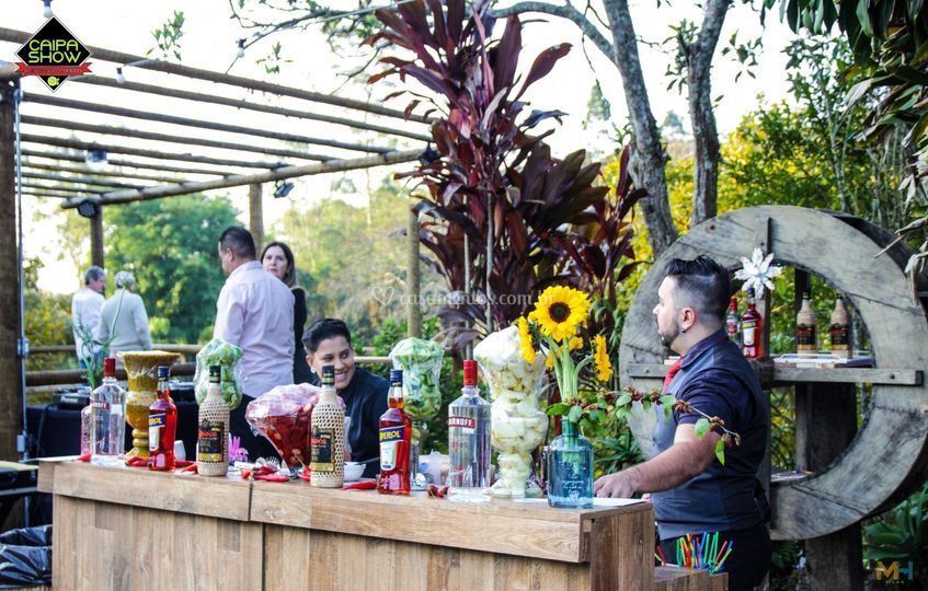 Bartenders para evento