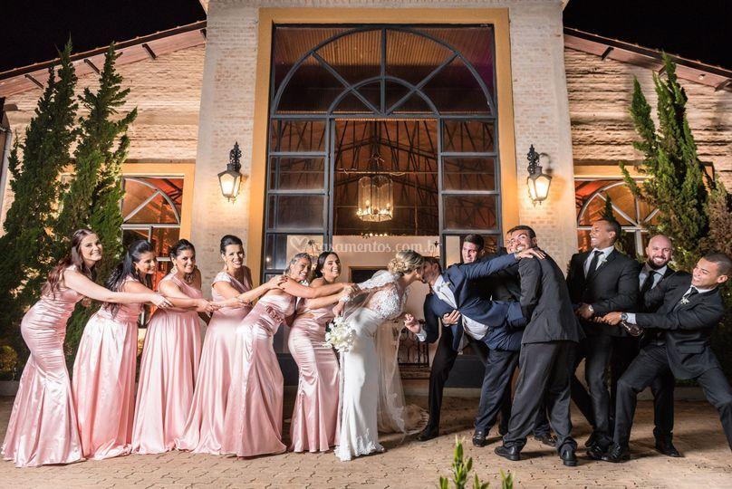 Véu & Gravata wedding
