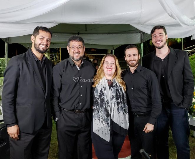 Luciane Borges Musicos JF