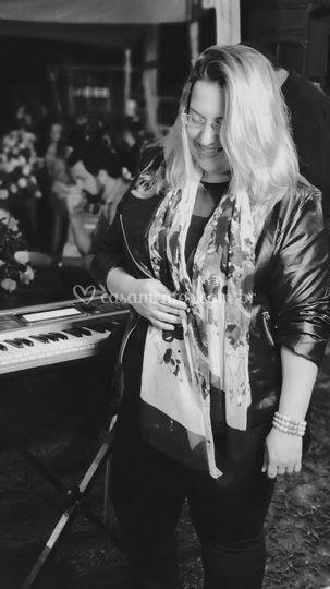 Luciane Borges pianista em JF