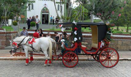 Carruagem Trole Joinville
