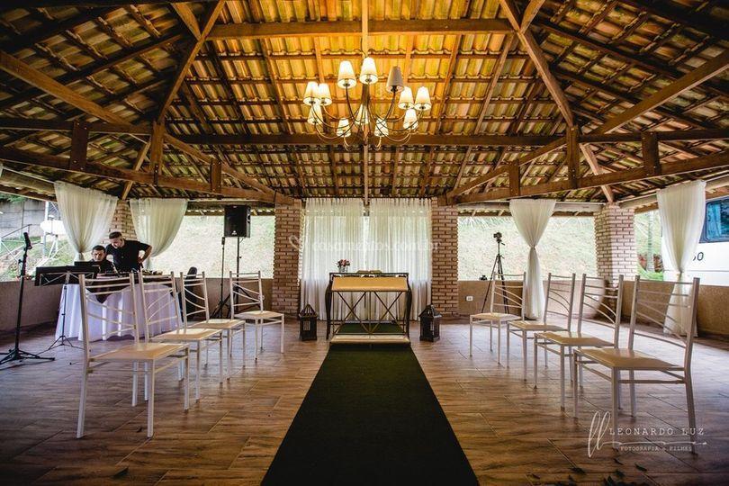 Salão de cerimônia