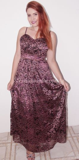 Vestido Alexandrita