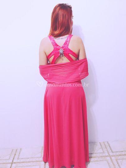 Vestido Rubelita Costas