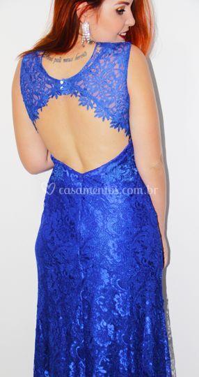 Vestido Safira
