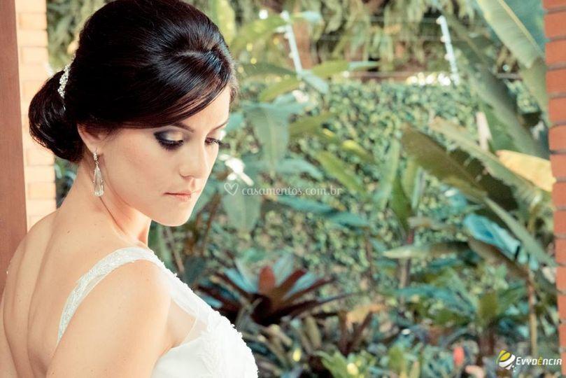 Fotografia da noiva