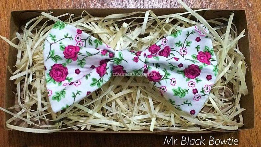 Mr. Black&tie
