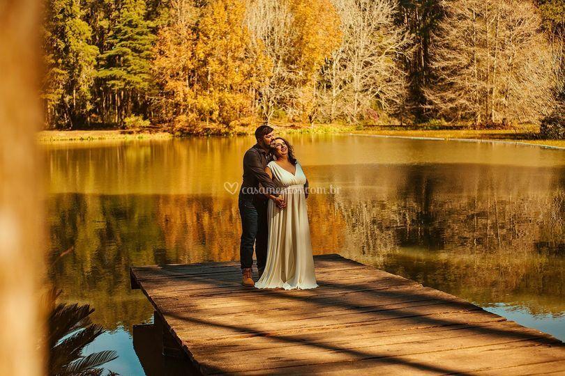 Pré wedding Tieli e Rodrigo