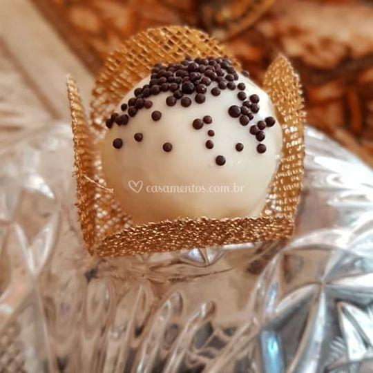 Brigadeiro 70% com chocolate b