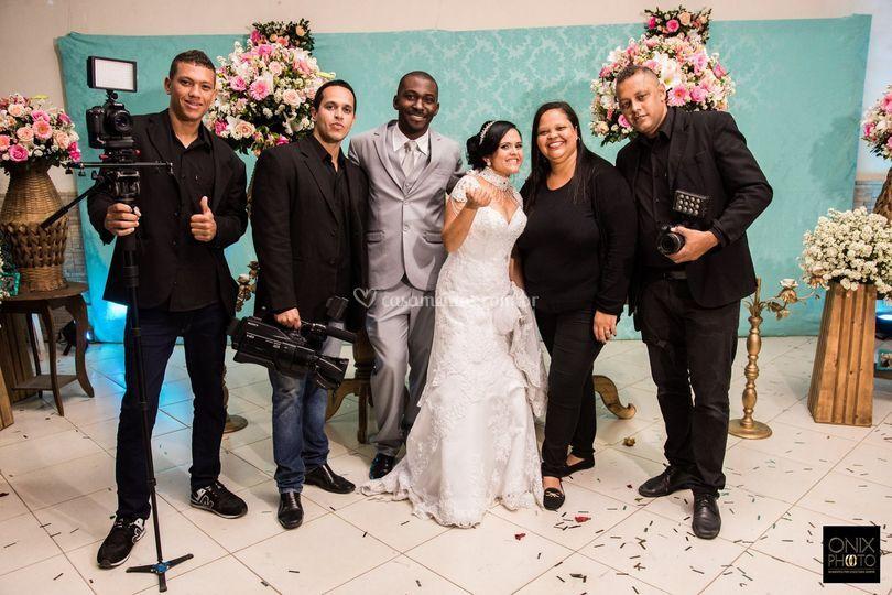 Casamento Queila e Jean