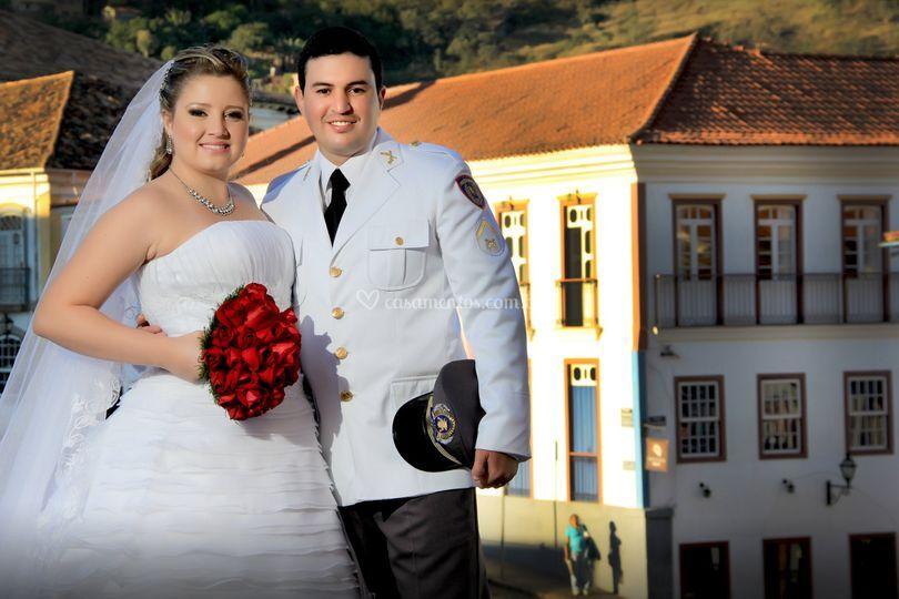 Fotos pós casamento