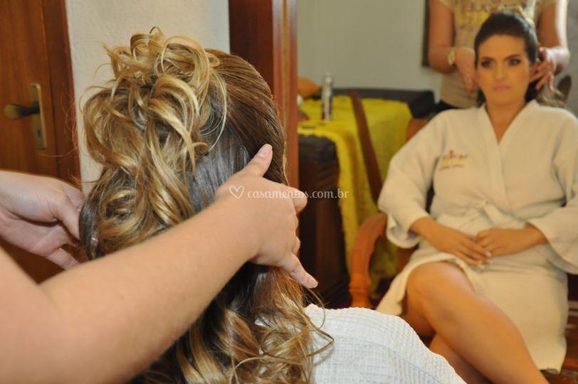Making of Letícia
