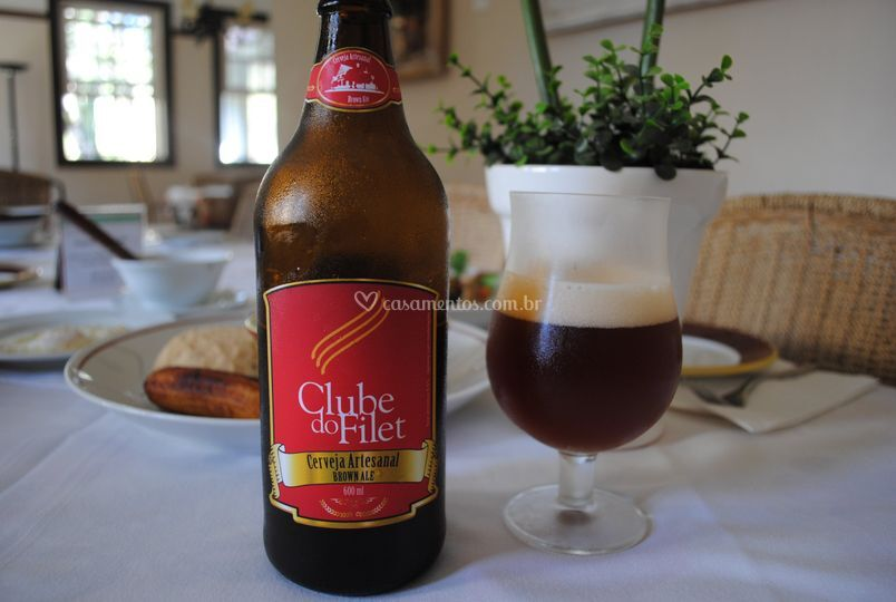 Cerveja Clube do Filet