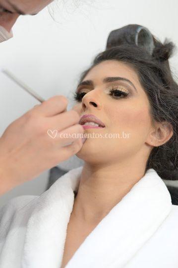 Maquiagem Noiva Mariana