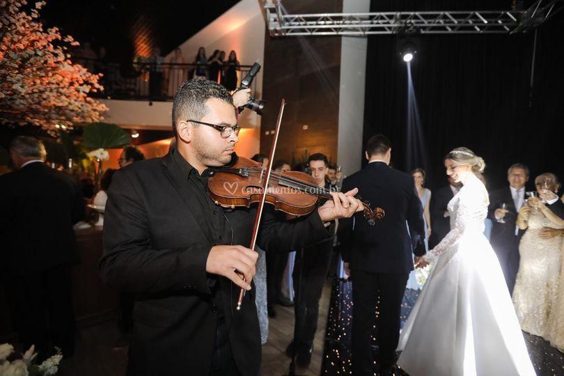 Walking Violino