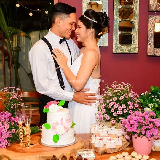 MINI WEDDING RÚSTICO